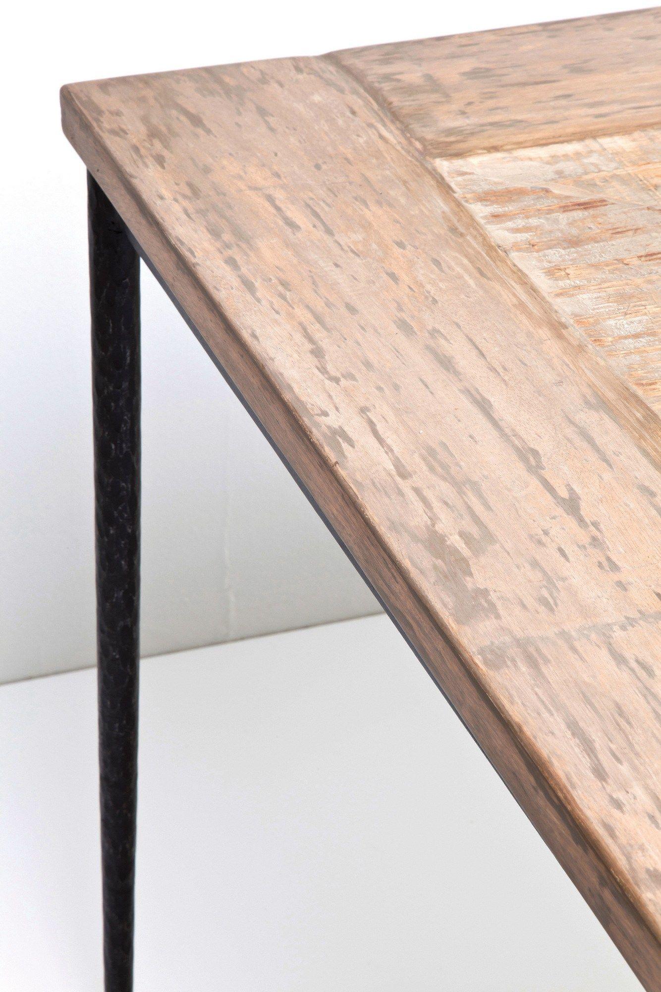 Tavolo rettangolare in legno EPOCA TUBE by KARE-DESIGN