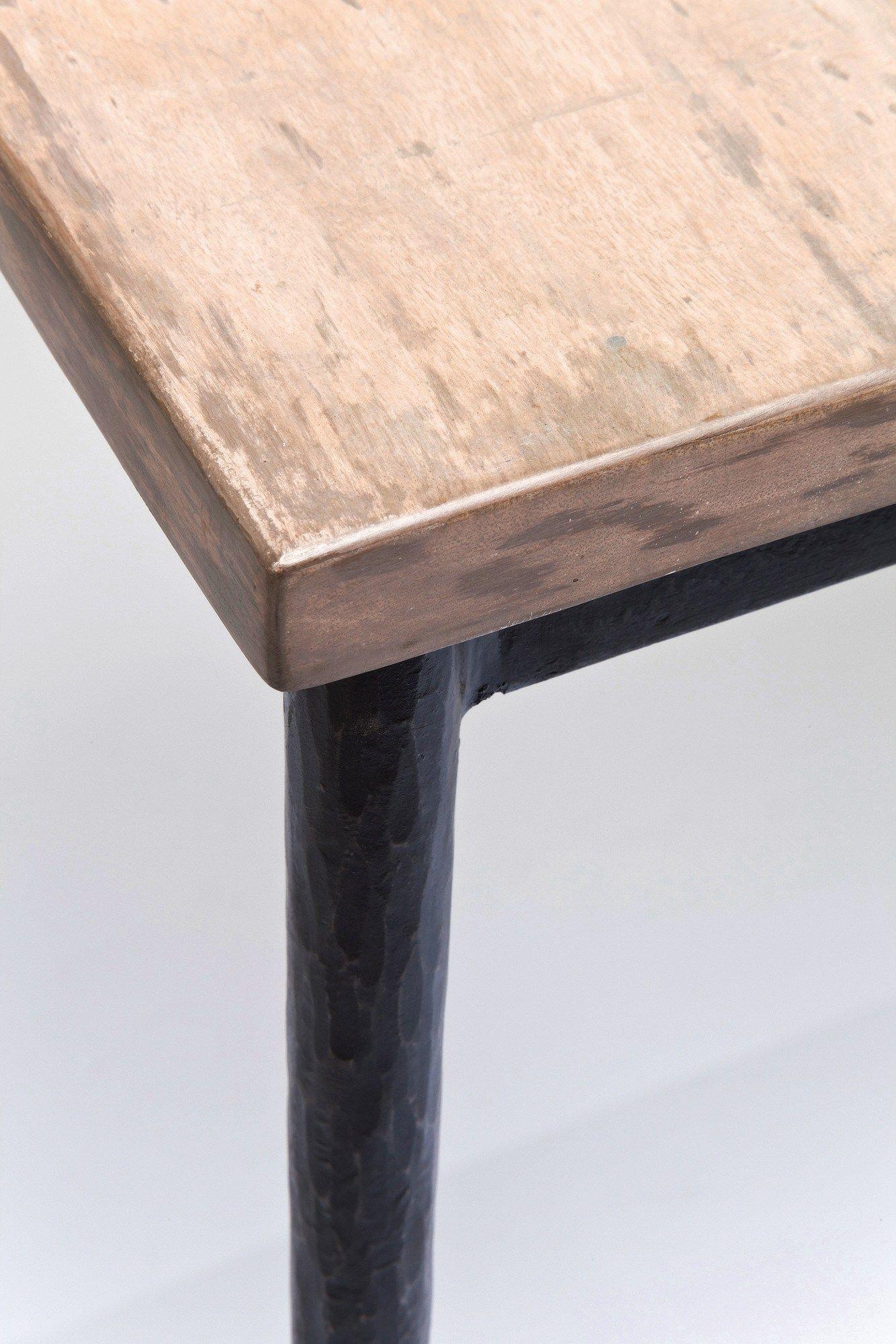 Tavolo rettangolare in legno epoca tube by kare design for Tavolo rettangolare design