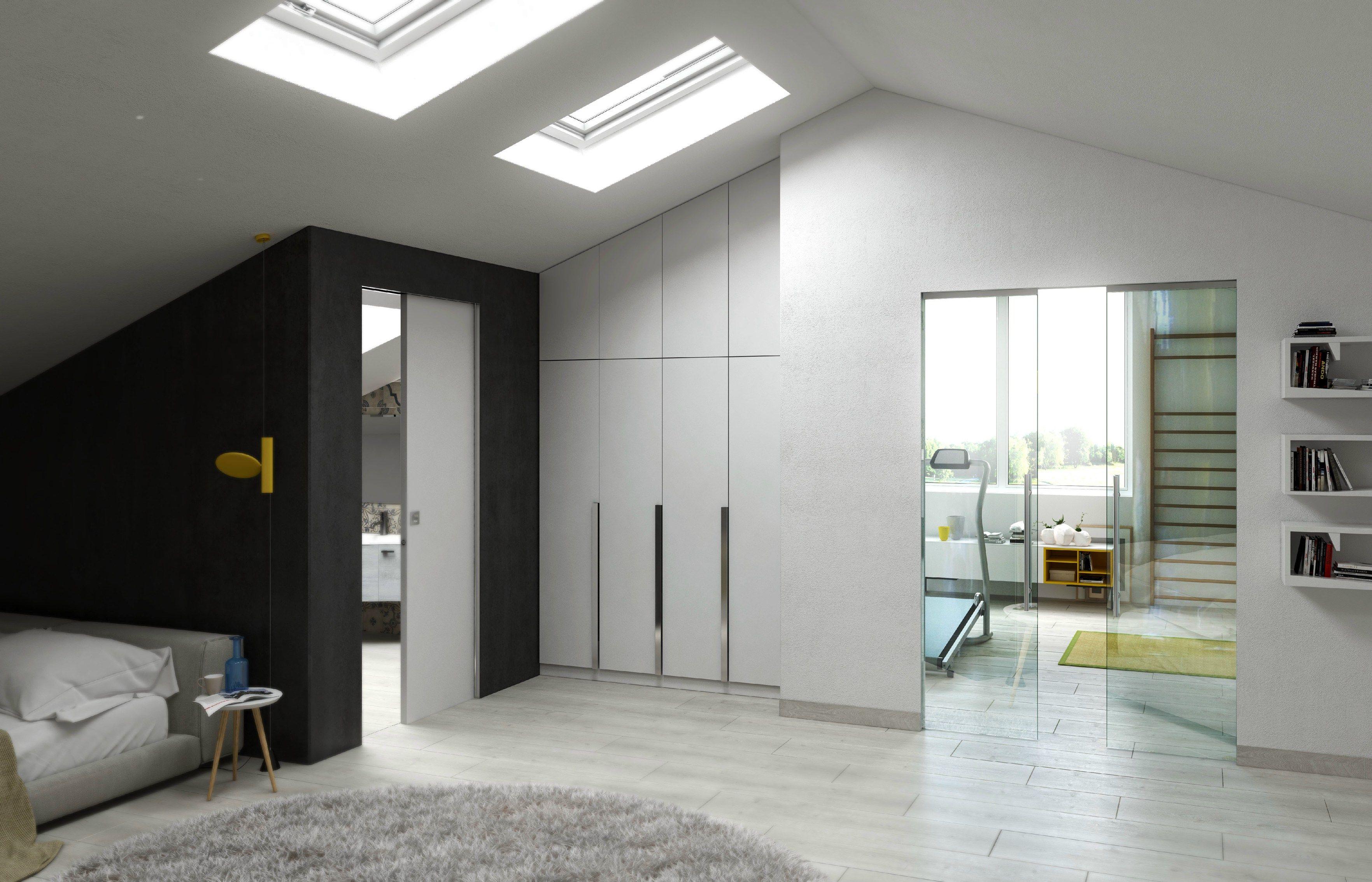 contre ch ssis essential glissement by scrigno. Black Bedroom Furniture Sets. Home Design Ideas
