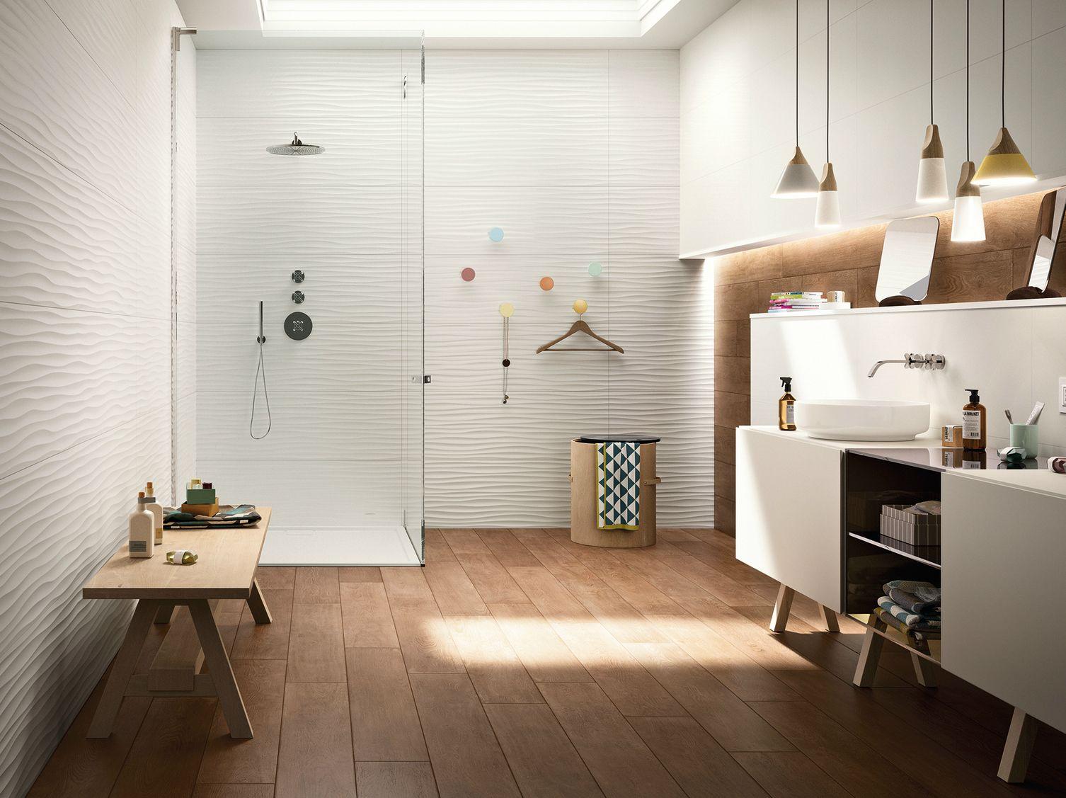 rev tement de sol mur en c ramique p te blanche essenziale. Black Bedroom Furniture Sets. Home Design Ideas