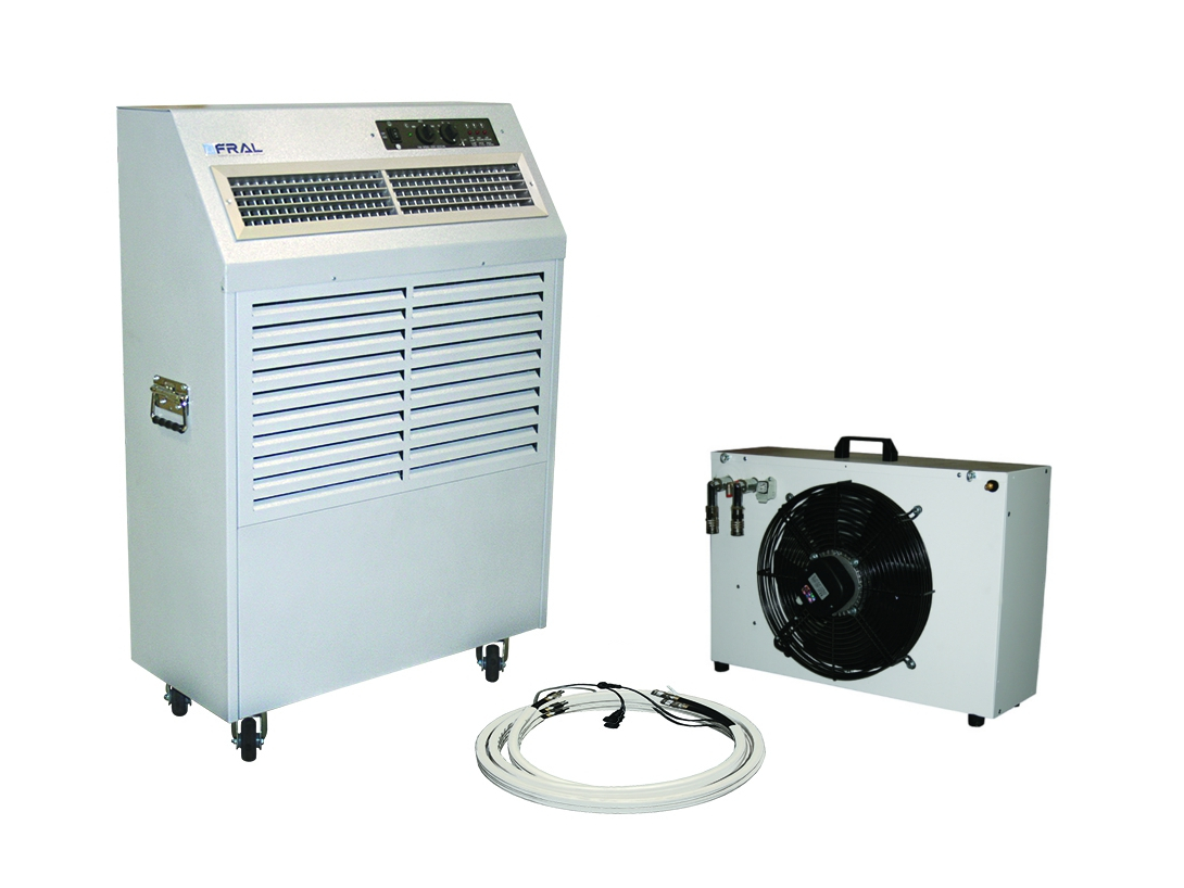 Portable air conditioner FACSW22 by FRAL #50657B