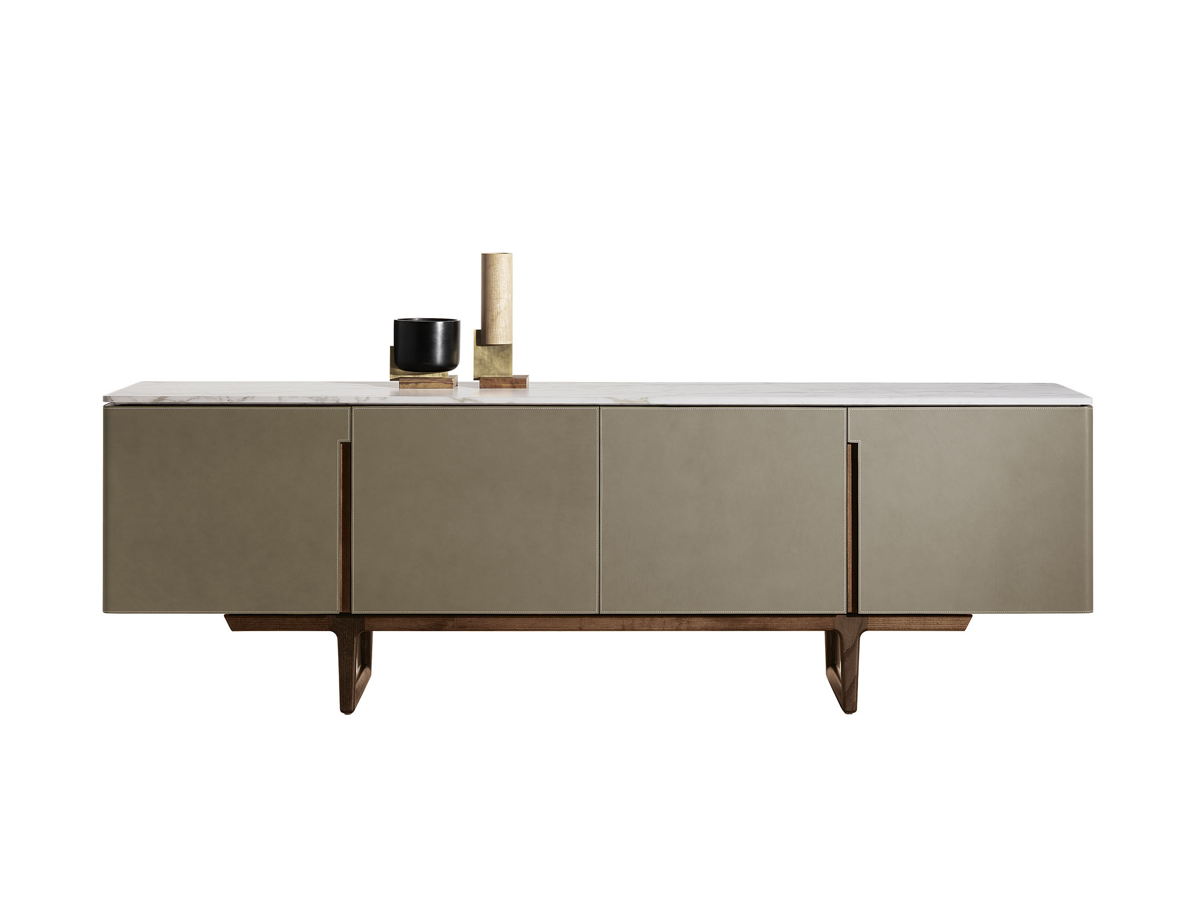 Fidelio sideboard the collection furniture and for Poltrone frau milano