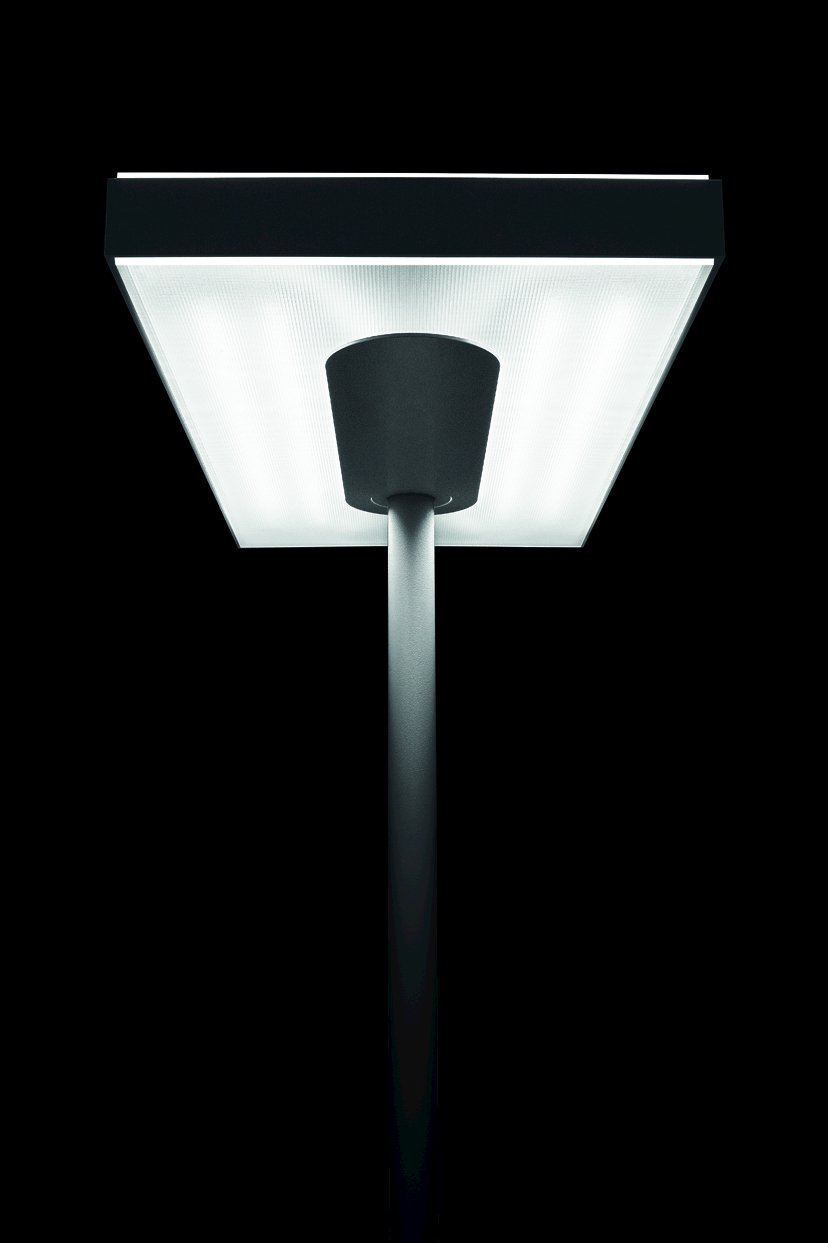 linea floor lamp linea collection by quadrifoglio sistemi