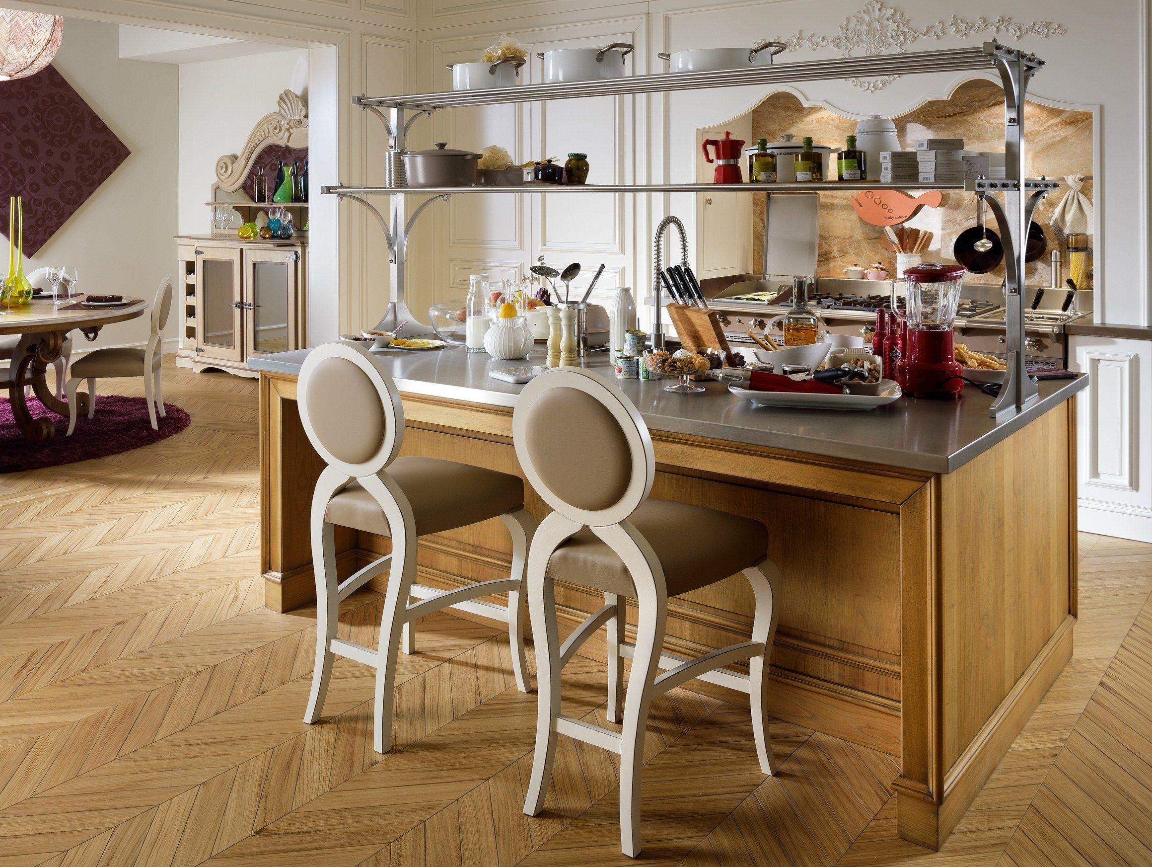 Tavolo e sedie da anninare a cucina ciliegio for Cucina moderna in ciliegio