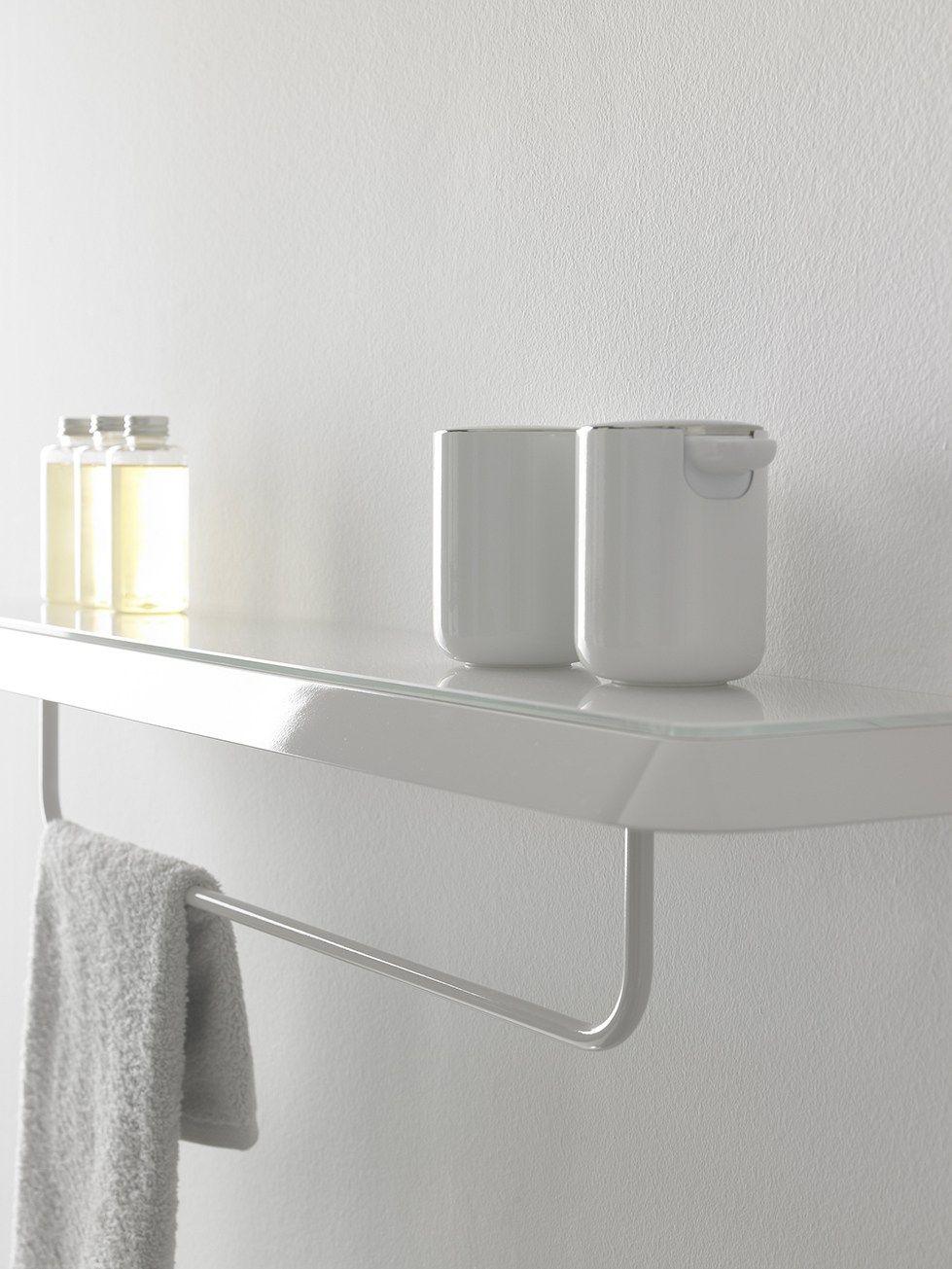 fluent wandregal f r badezimmer by inbani design arik levy. Black Bedroom Furniture Sets. Home Design Ideas