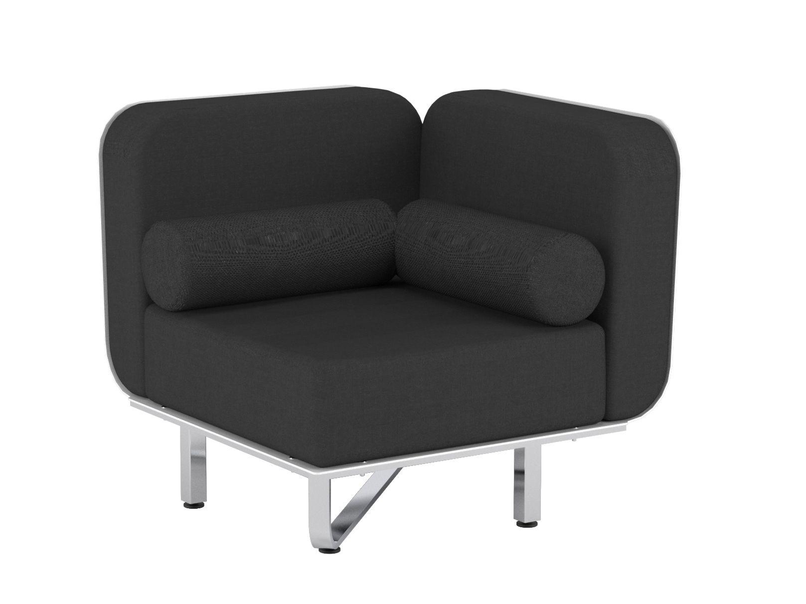 FOLD Corner armchair Fold Collection by ROYAL BOTANIA ...