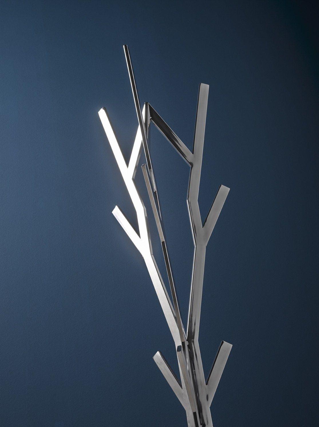 Fractal perchero by altinox minimal design dise o sergio - Percheros de acero ...