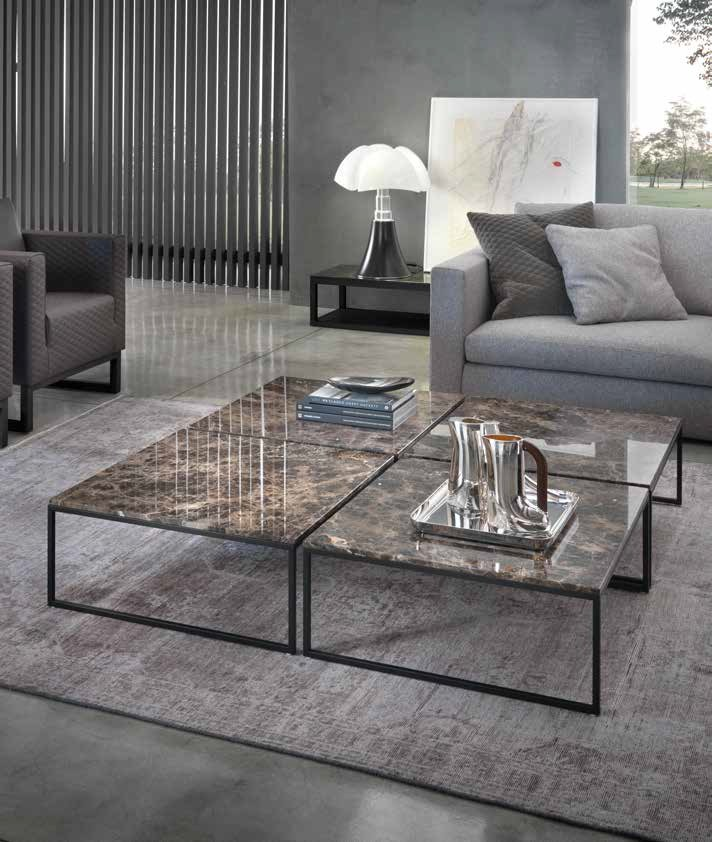 FRAME Marble Coffee Table Frame Collection By Giulio