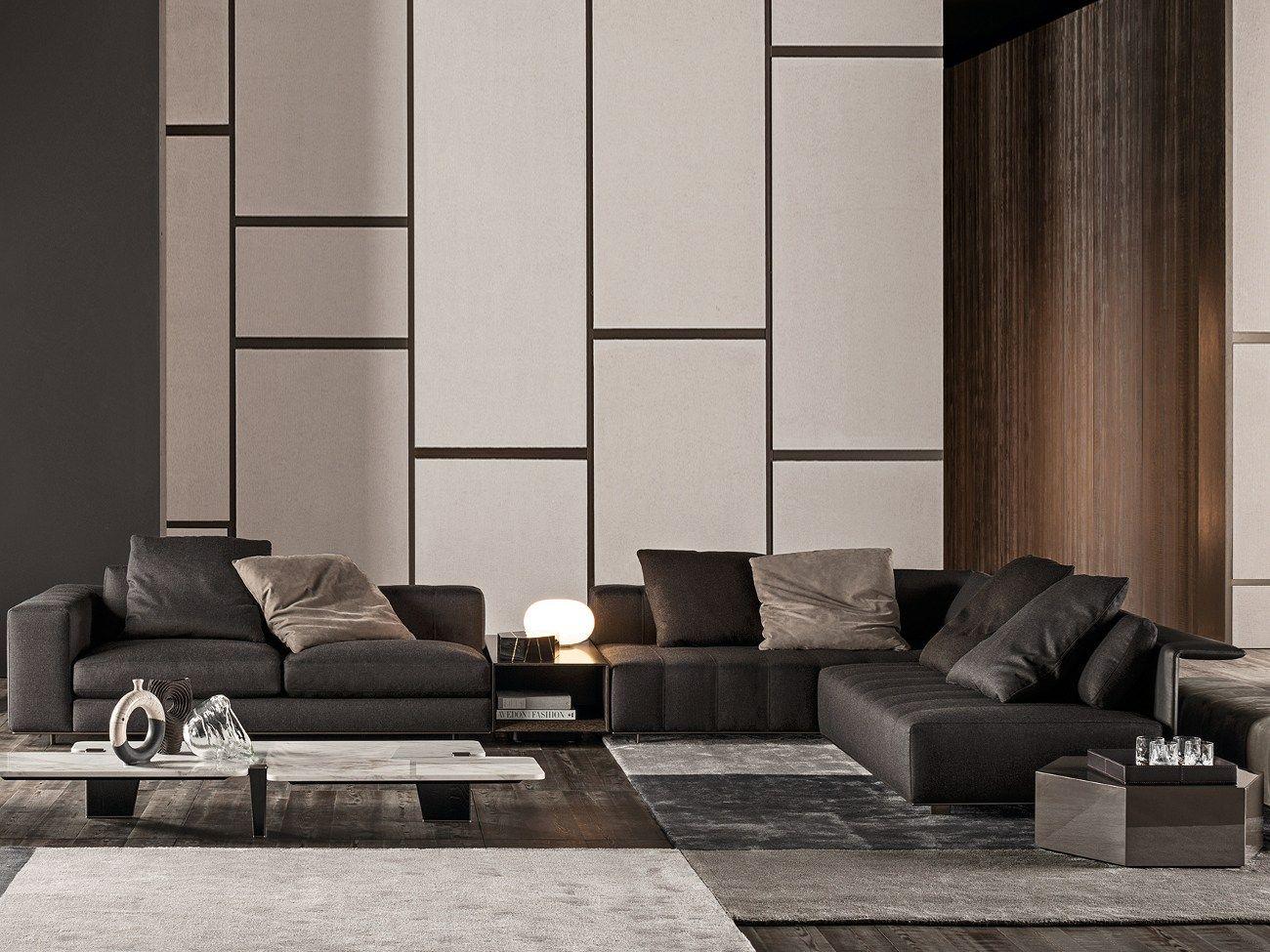 Sofa Freeman Seating System By Minotti
