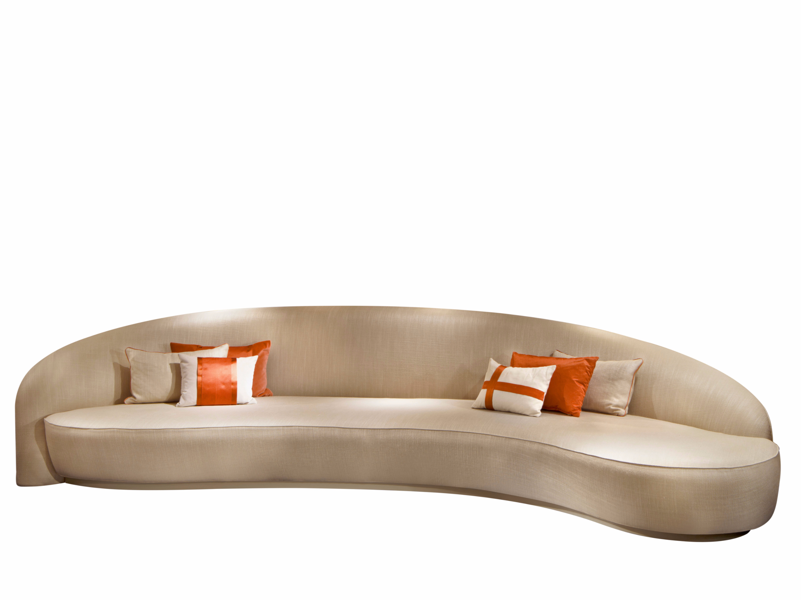 Divano in tessuto gatsby by softhouse for Poltrone e sofa perignano