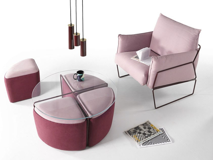 Gemma armchair by altinox minimal design for Poltrone minimal