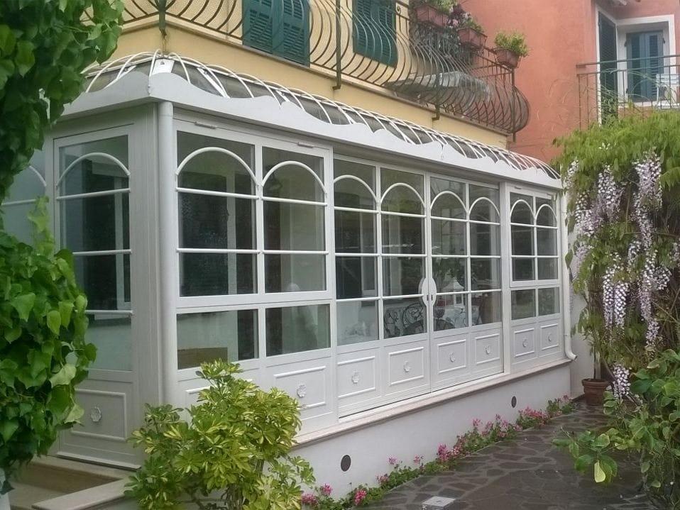 Giardino d 39 inverno 7 by garden house lazzerini - Arredare giardino d inverno ...