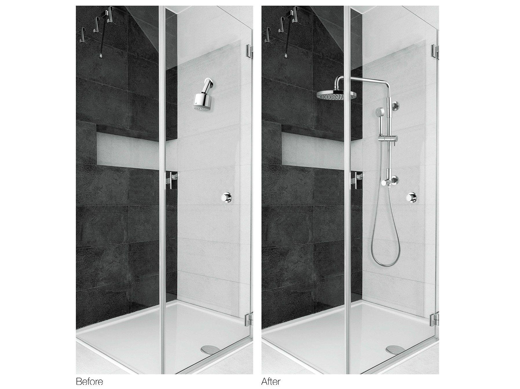 Colonne de douche de renovation for Colonne de douche ikea