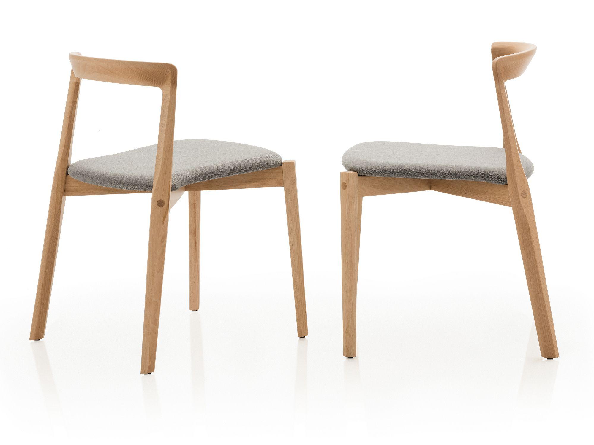 Stackable Wooden Chairs stackable wooden chair helixb-line design favaretto&partners