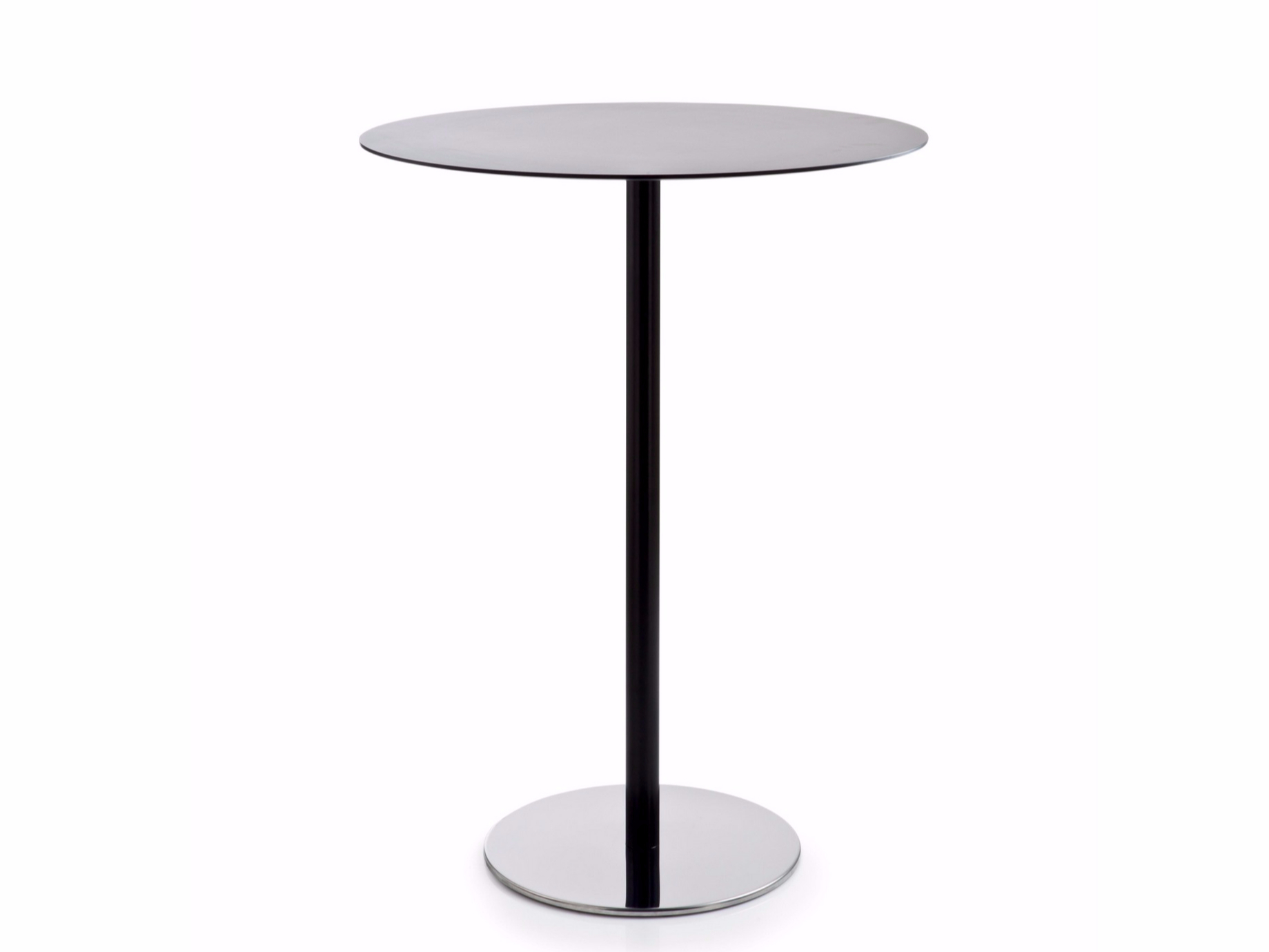round hpl high table passepartout  high table passepartout  - round hpl high table passepartout  high table passepartout collection bymagis
