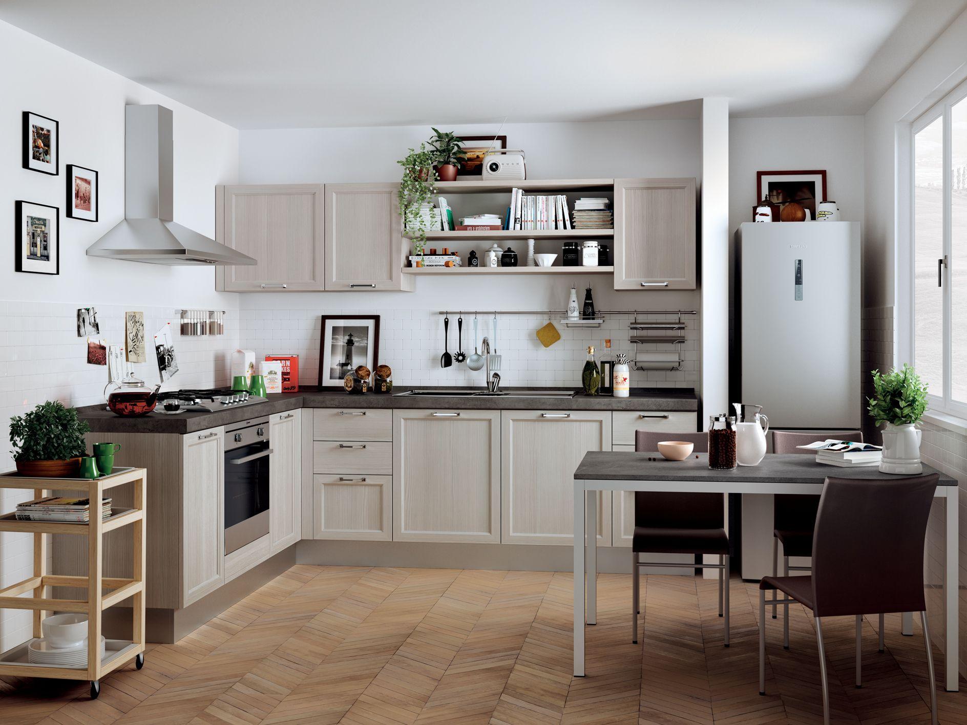 Элитная мебель для кухни из италии коллекции highland фабрик.