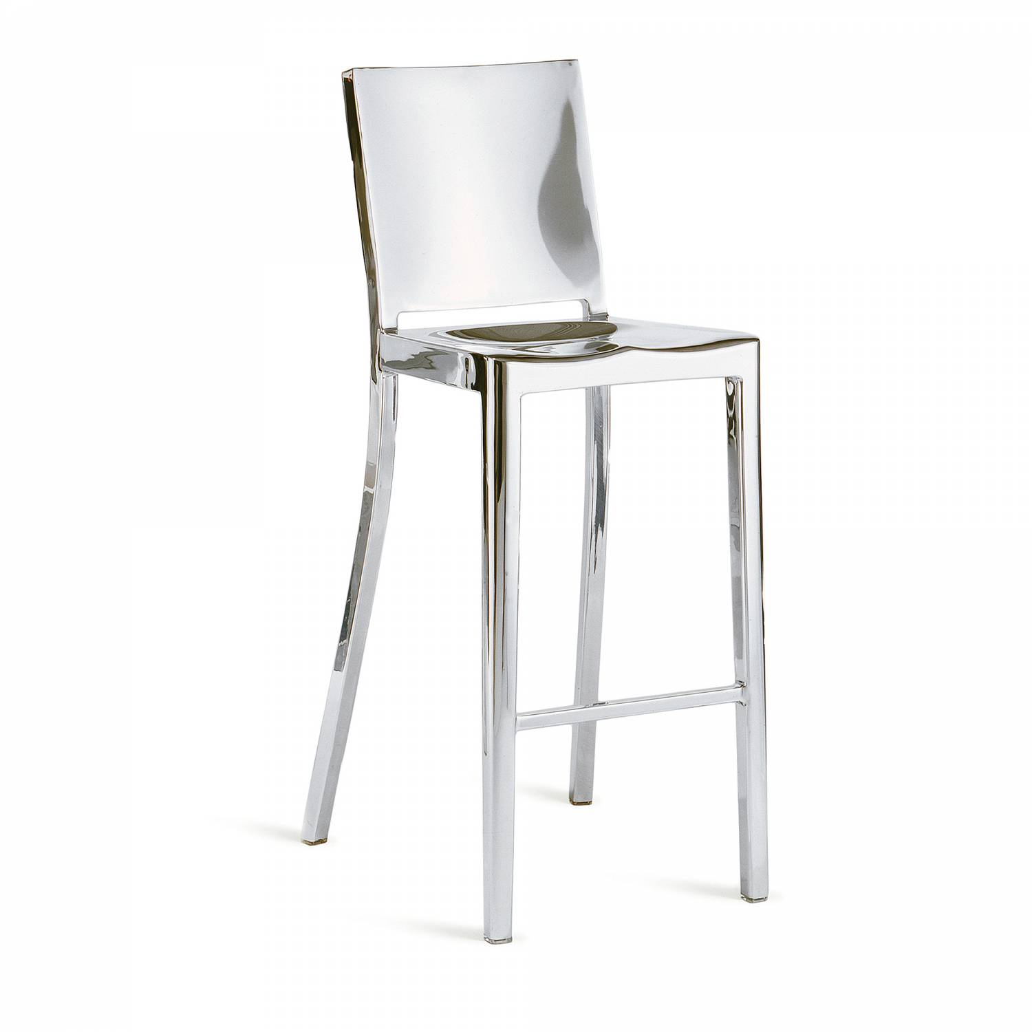 hudson stool hudson collection by emeco design philippe starck. Black Bedroom Furniture Sets. Home Design Ideas