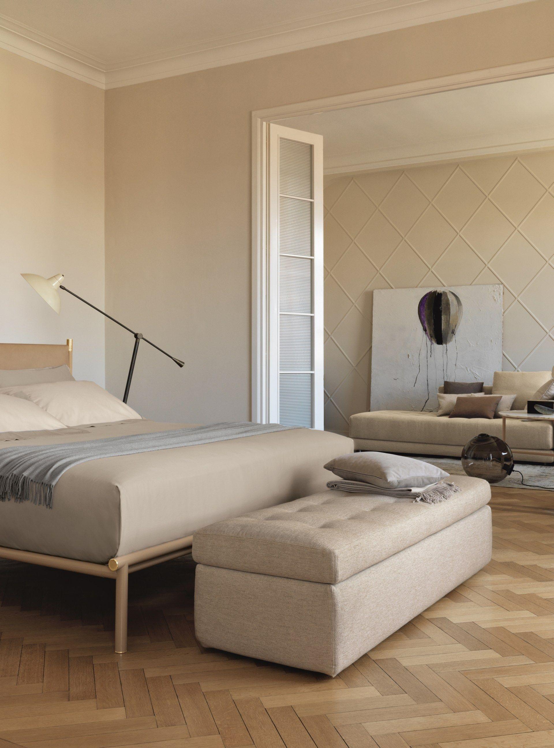 Camera Da Letto Flou: Showroom letti matrimoniali design salerno e ...