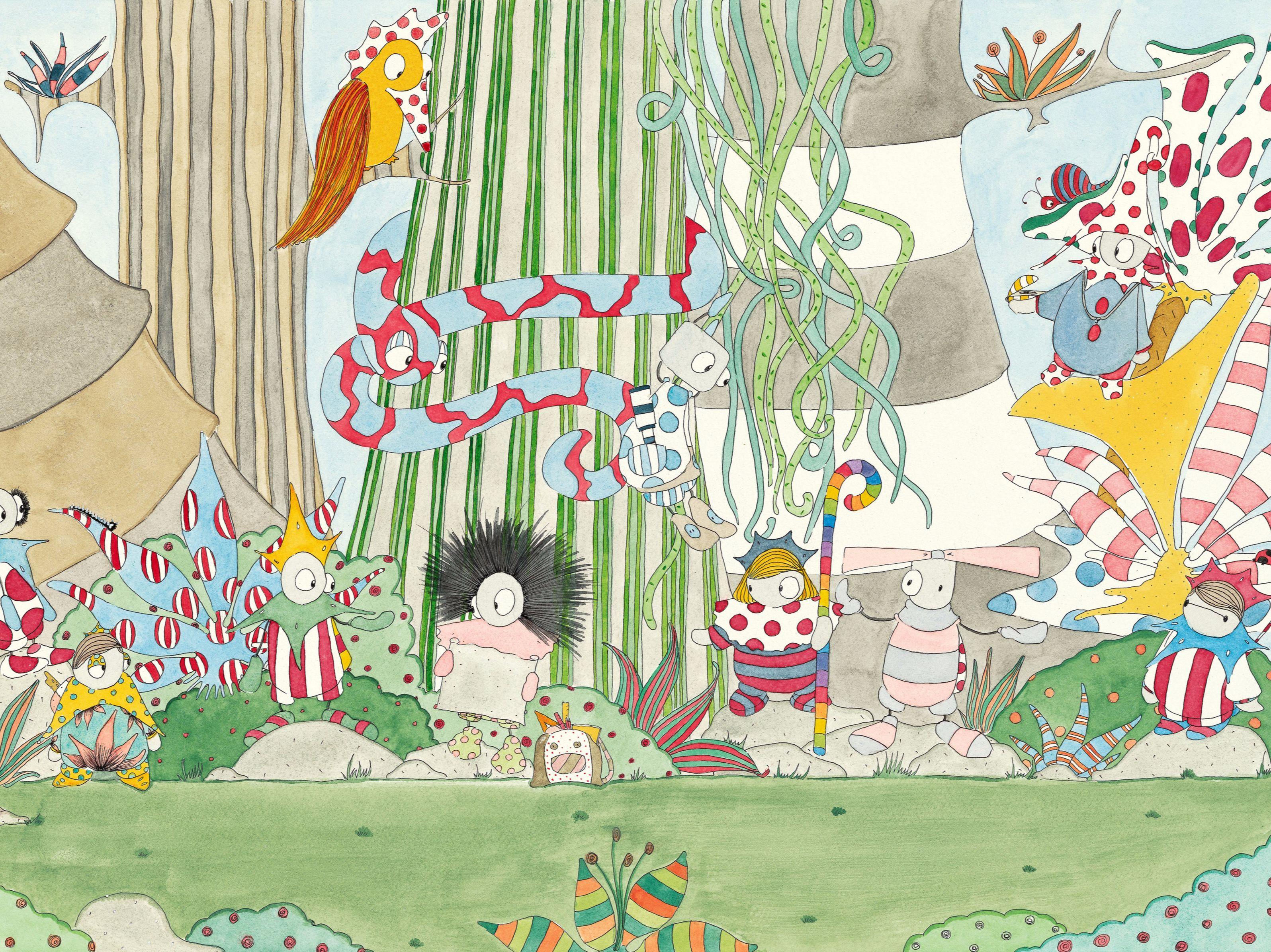 Carta Da Parati Con Disegni Per Bambini : Carta da parati adesiva disney stunning alla ricerca di nemo