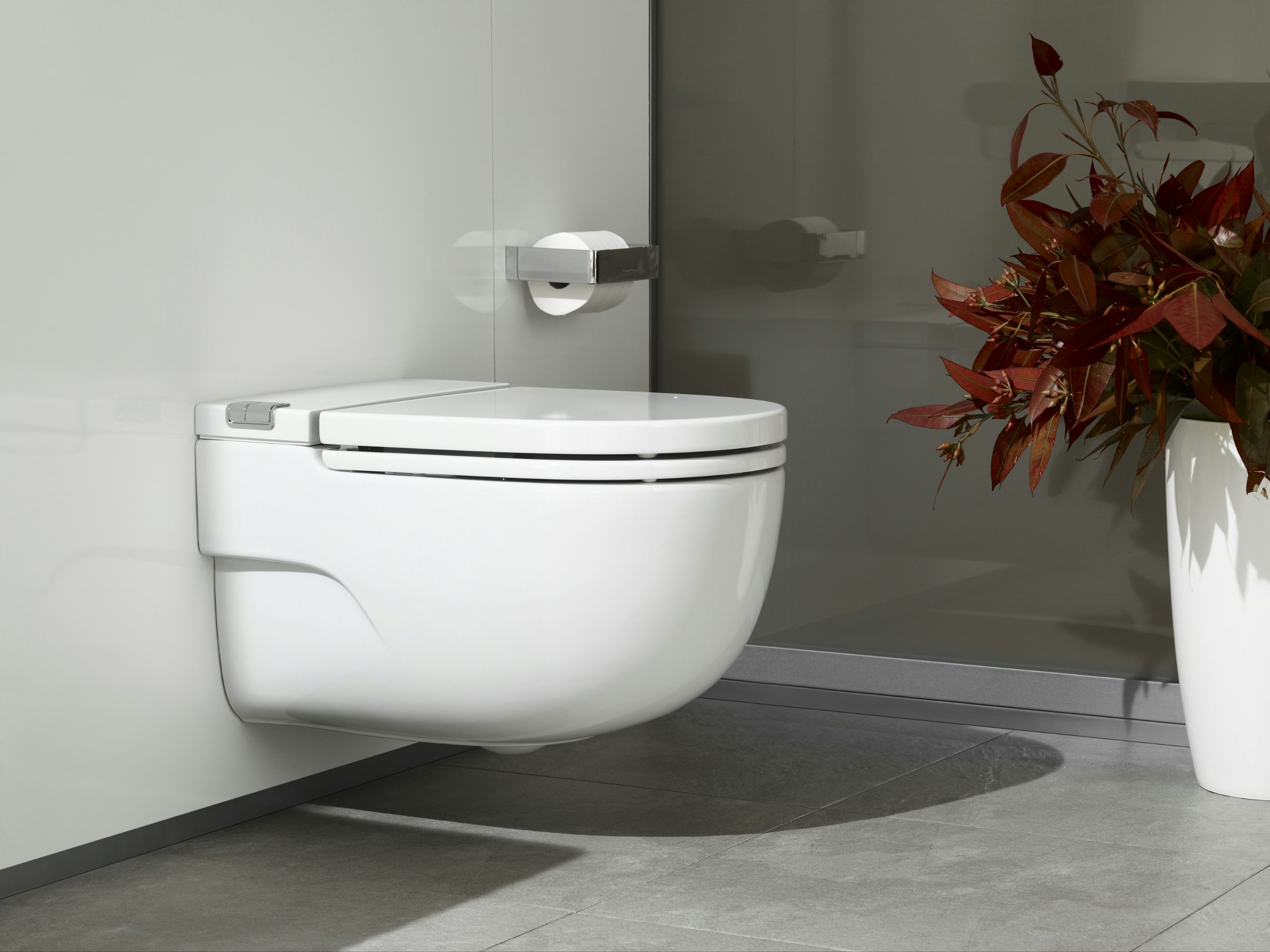 In Tank Meridian Wall Hung Toilet New Meridian Collection