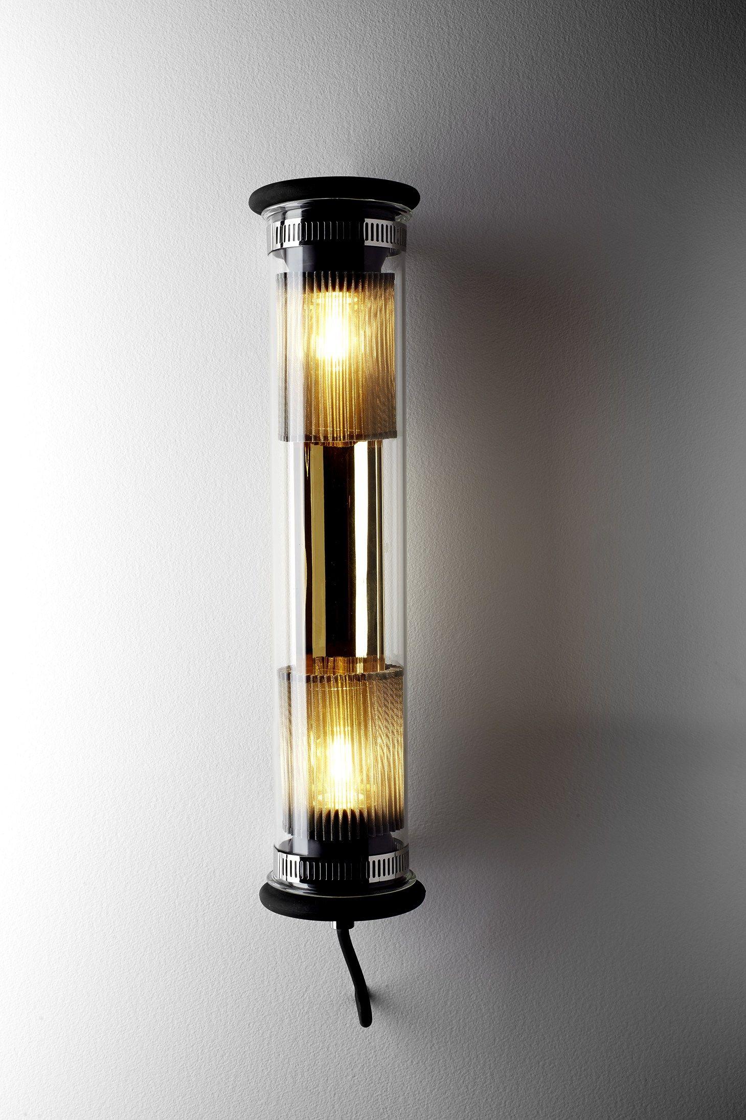 Suspension applique en verre borosilicate in the tube 100 500 by dcw ditions design dominique - Dcw edities ...