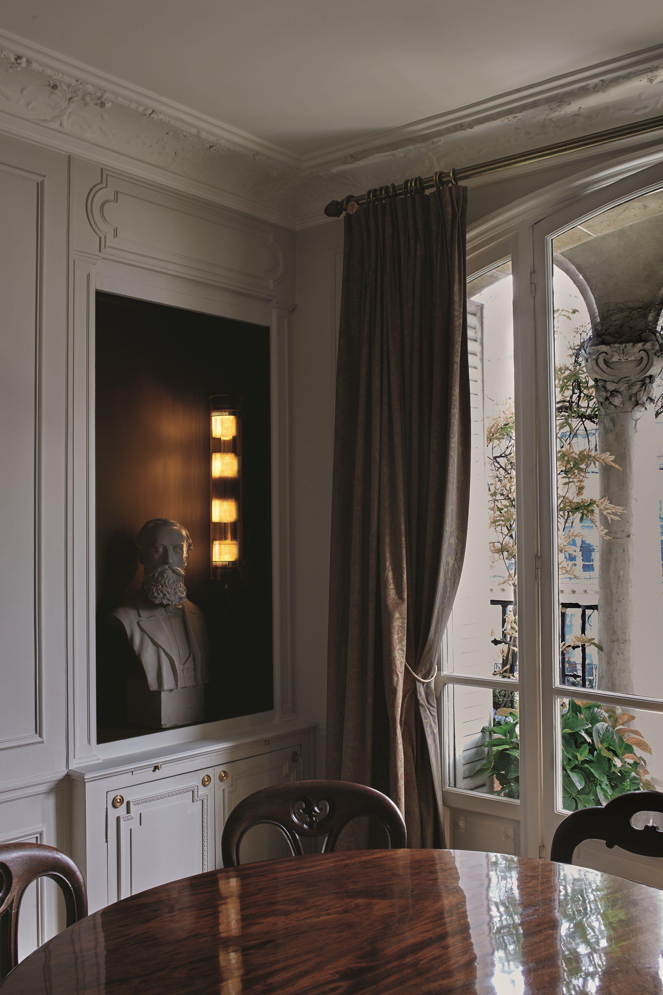 Lampada a sospensione lampada da parete in vetro borosilicato in the tube 120 700 by dcw - Dcw edities ...