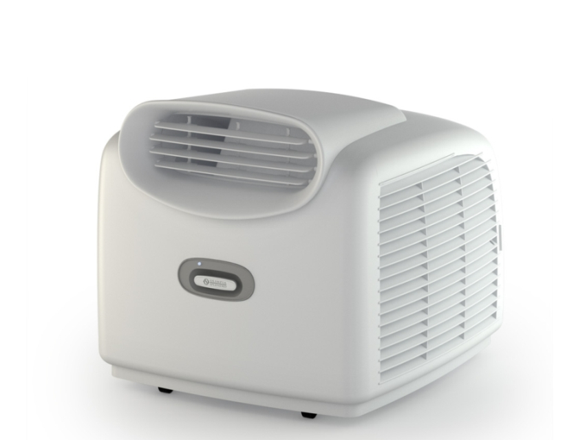 portable air conditioner issimo 2 portable air. Black Bedroom Furniture Sets. Home Design Ideas