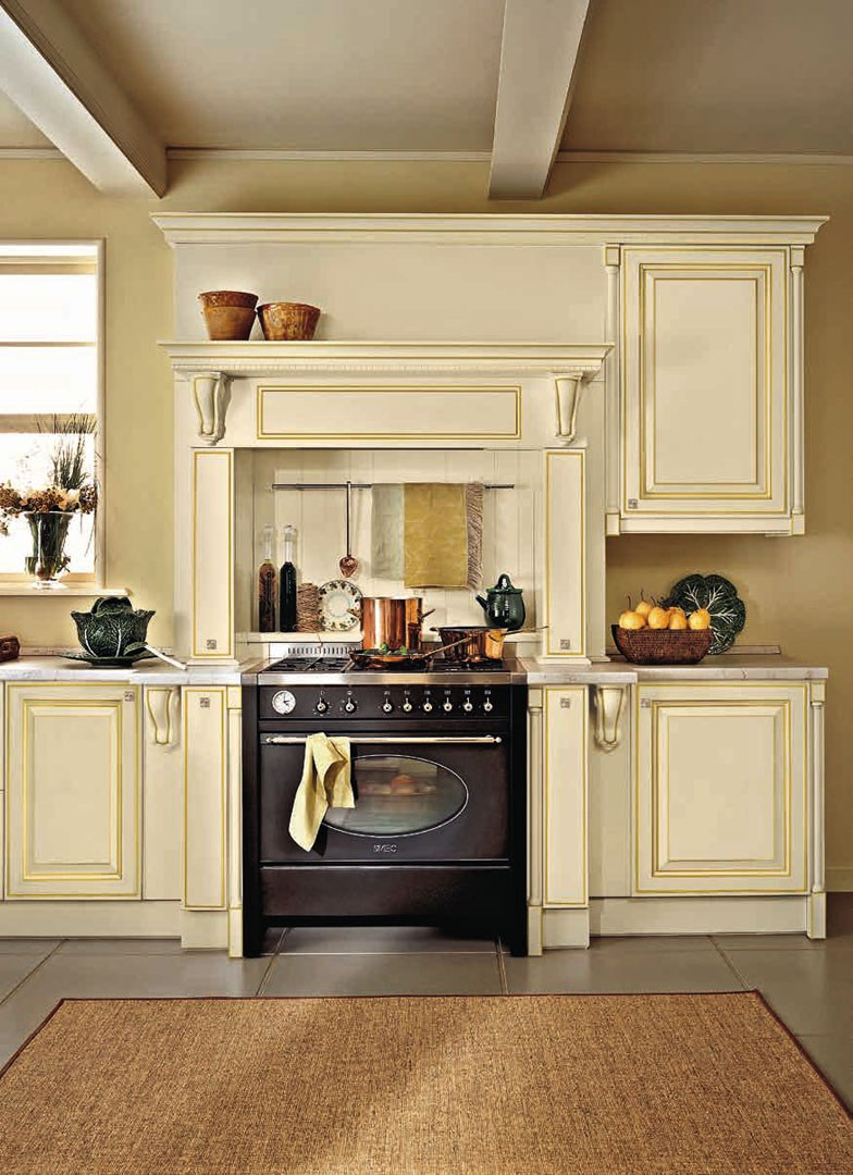 White wooden fitted kitchens high quality home design for Wooden fitted kitchen