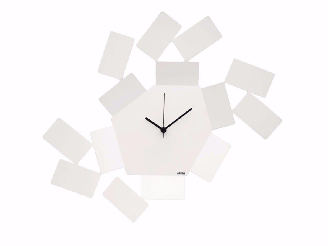 La stanza dello scirocco horloge en acier collection la stanza ...