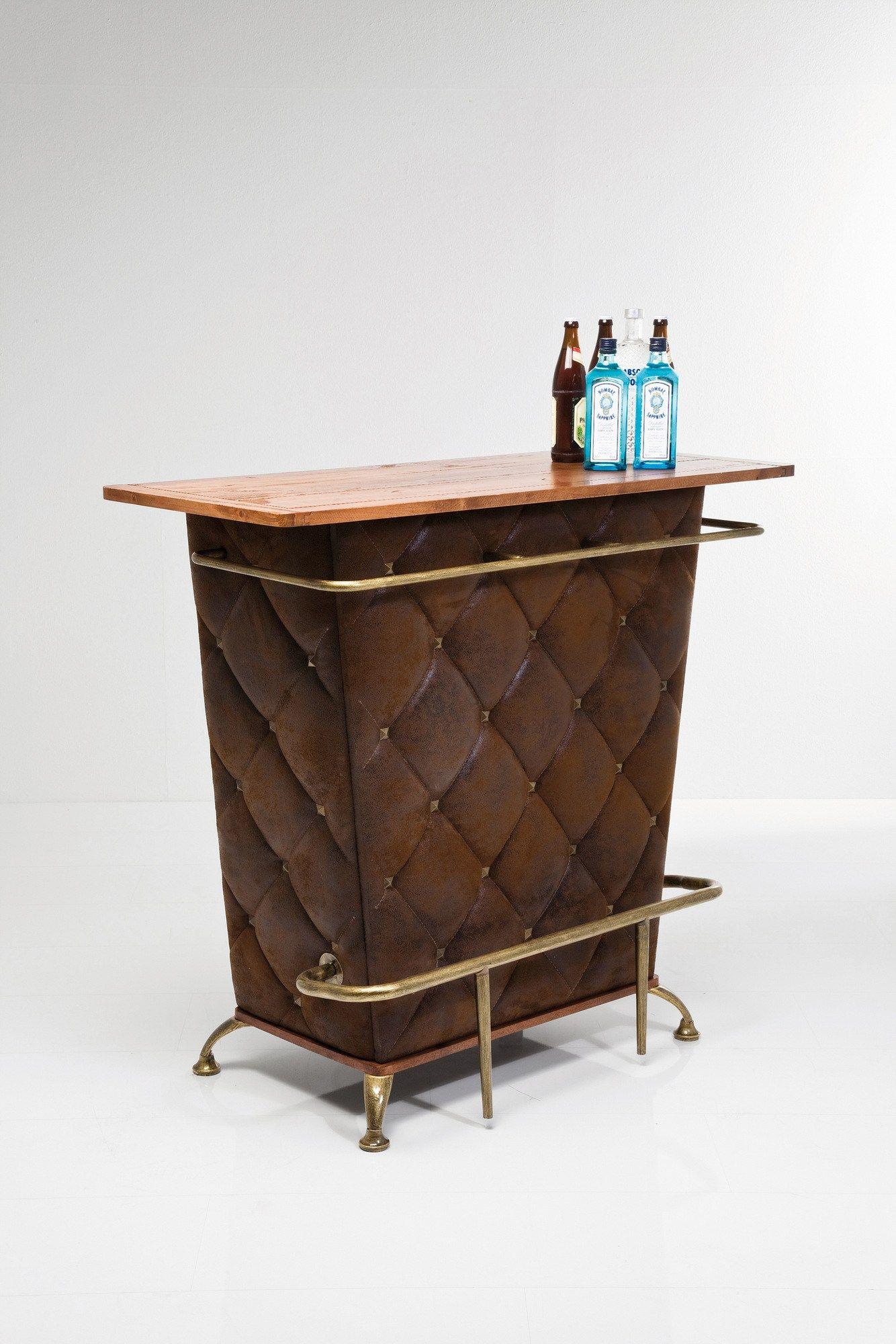 comptoir de bar en mdf lady rock vintage by kare design. Black Bedroom Furniture Sets. Home Design Ideas