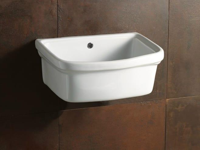 Utility sink LAUNDRY 45X38 Utility sink - Alice Ceramica