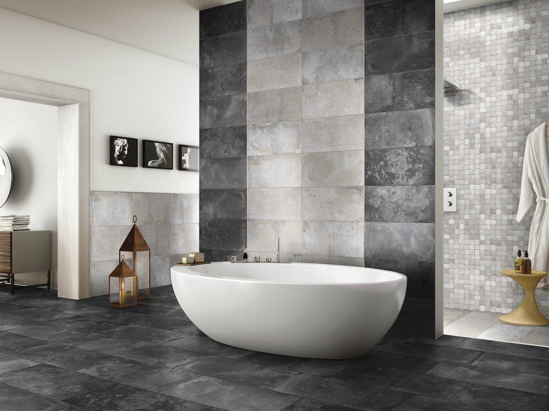 Revestimiento de pared suelo para interiores y exteriores for Ceramica para paredes exteriores