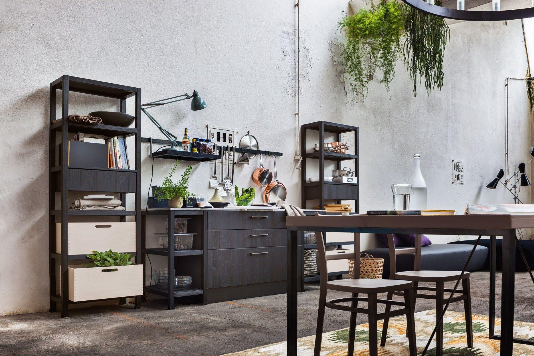 Arredamenti cucine piccole kitchen design by paolo - Arredamenti cucine piccole ...