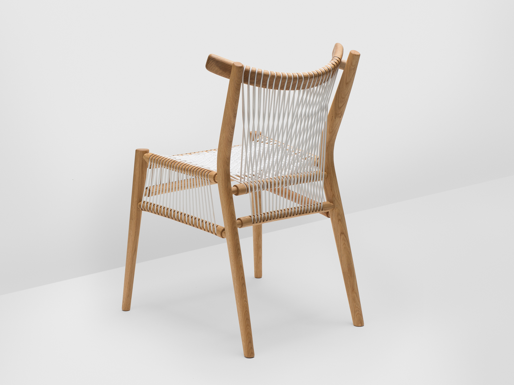 Loom oak chair loom collection by h furniture design hierve for H furniture collection loom