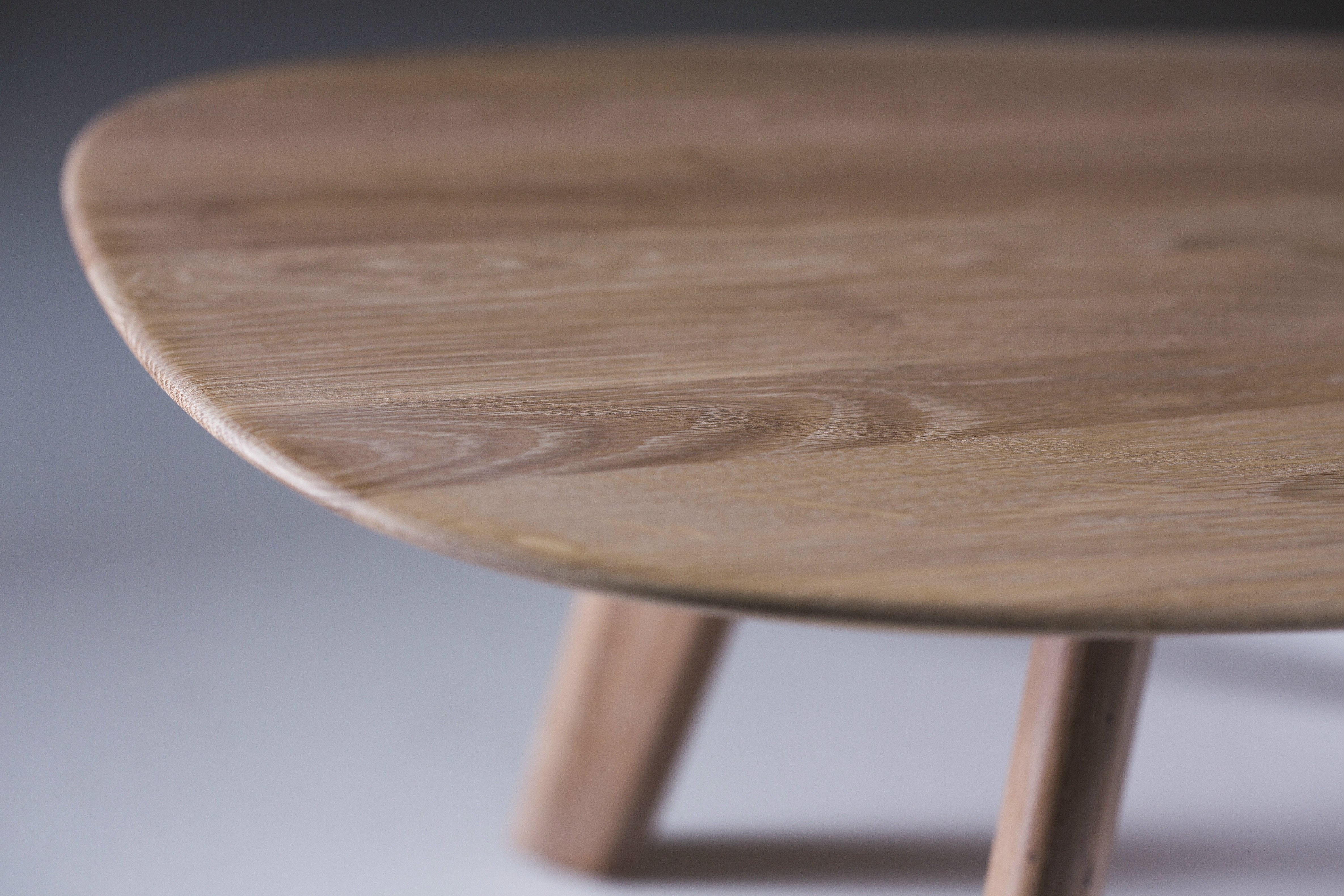Luc Oval Coffee Table Luc Collection By Artisan Design