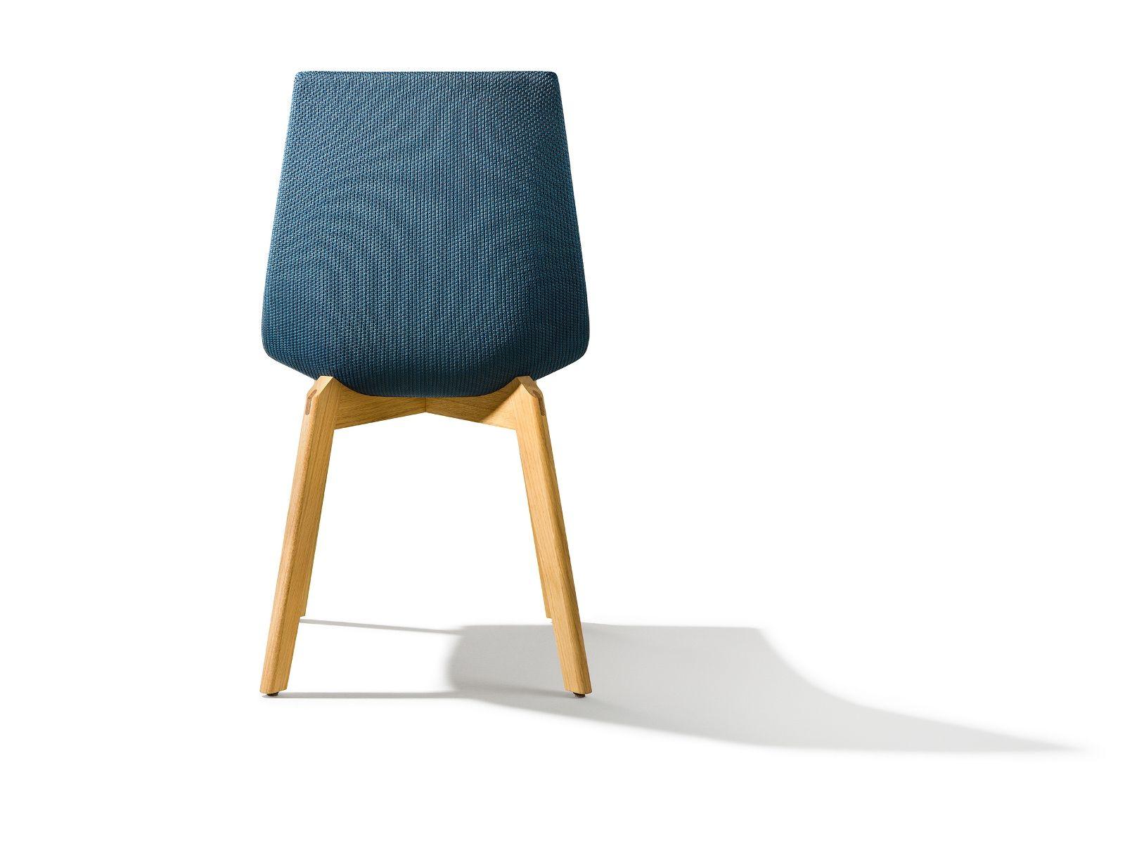 lui stuhl aus stoff by team 7 nat rlich wohnen design jacob strobel. Black Bedroom Furniture Sets. Home Design Ideas