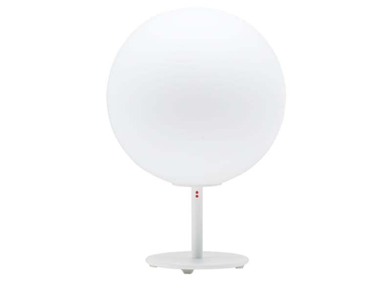 Lumi sfera lampada da tavolo collezione lumi sfera by fabbian design alberto saggia valerio - Lumi da tavolo ikea ...