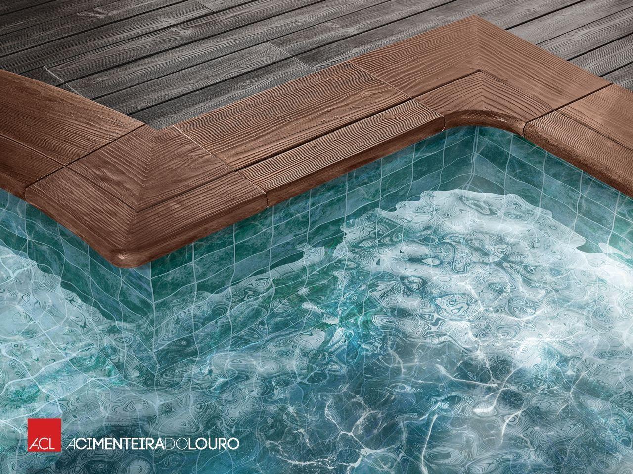 Madeiras bordo per piscina by a cimenteira do louro for Bordi per piscine