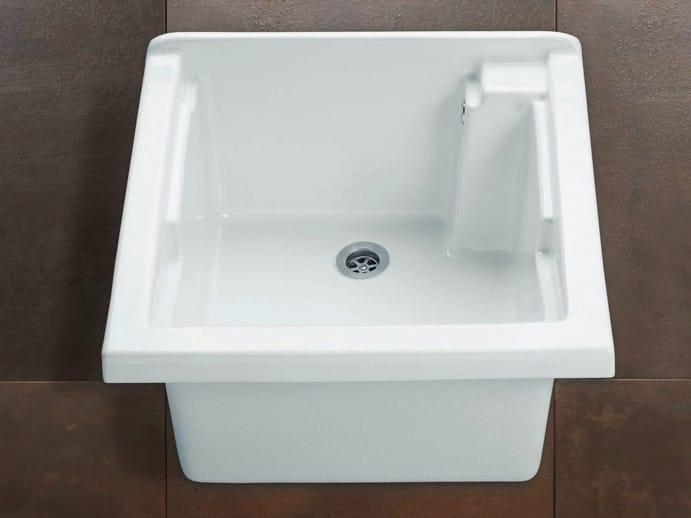 Ausgussbecken maggiore kollektion laundry by alice ceramica Lavadero ceramica
