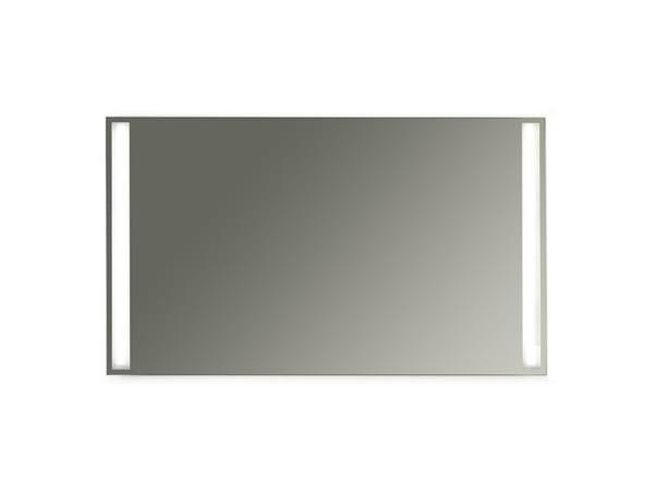 Specchio A Parete Con Illuminazione Integrata Per Bagno