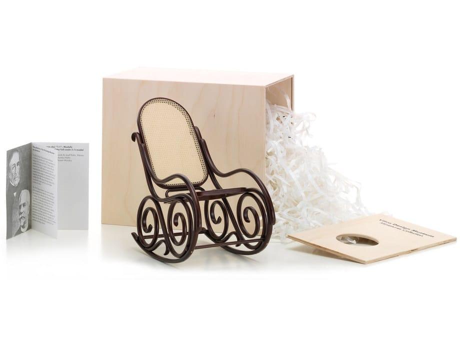Soprammobile miniatures schaukelsessel no 9 collezione for Mobili bauhaus repliche