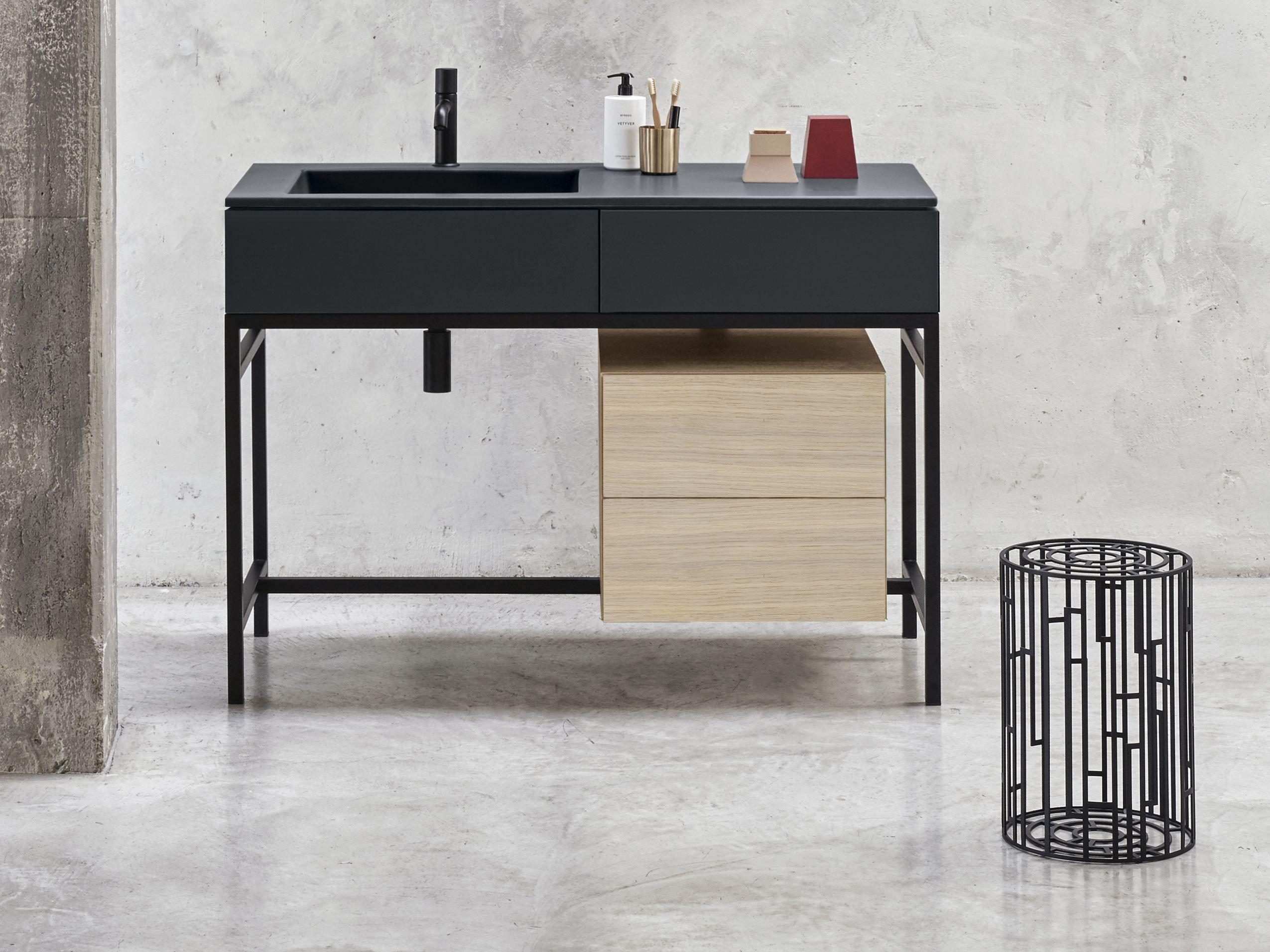 meuble sous bar amazing beau meuble en miroir art deco tabouret de bar style industriel mtal et. Black Bedroom Furniture Sets. Home Design Ideas