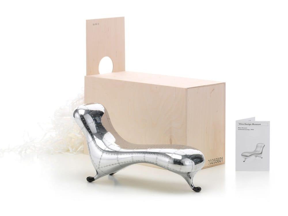 Soprammobile miniatures lockheed lounge collezione for Mobili bauhaus repliche