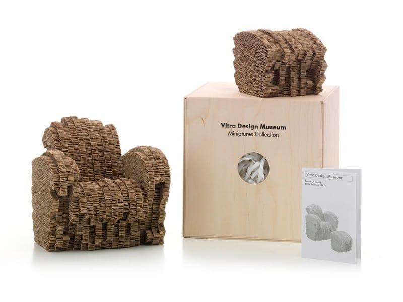 Soprammobile miniatures little beaver collezione for Mobili bauhaus repliche