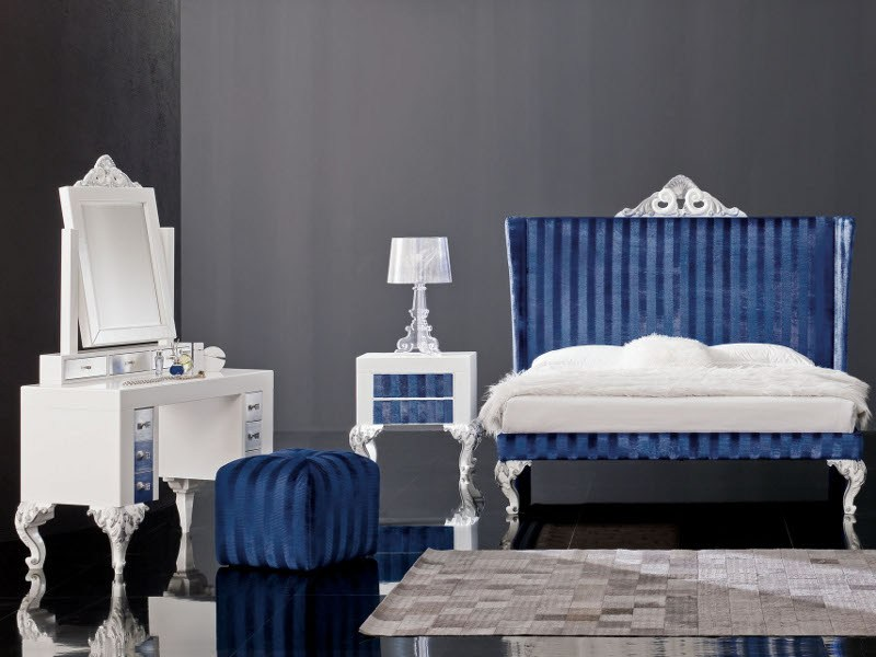 minimal baroque | bedroom setmodenese gastone
