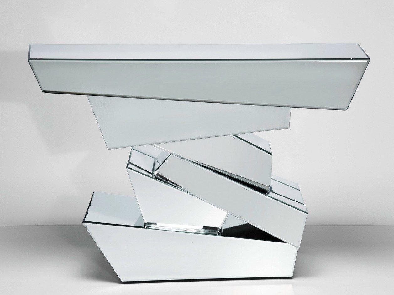 module table console by kare design. Black Bedroom Furniture Sets. Home Design Ideas