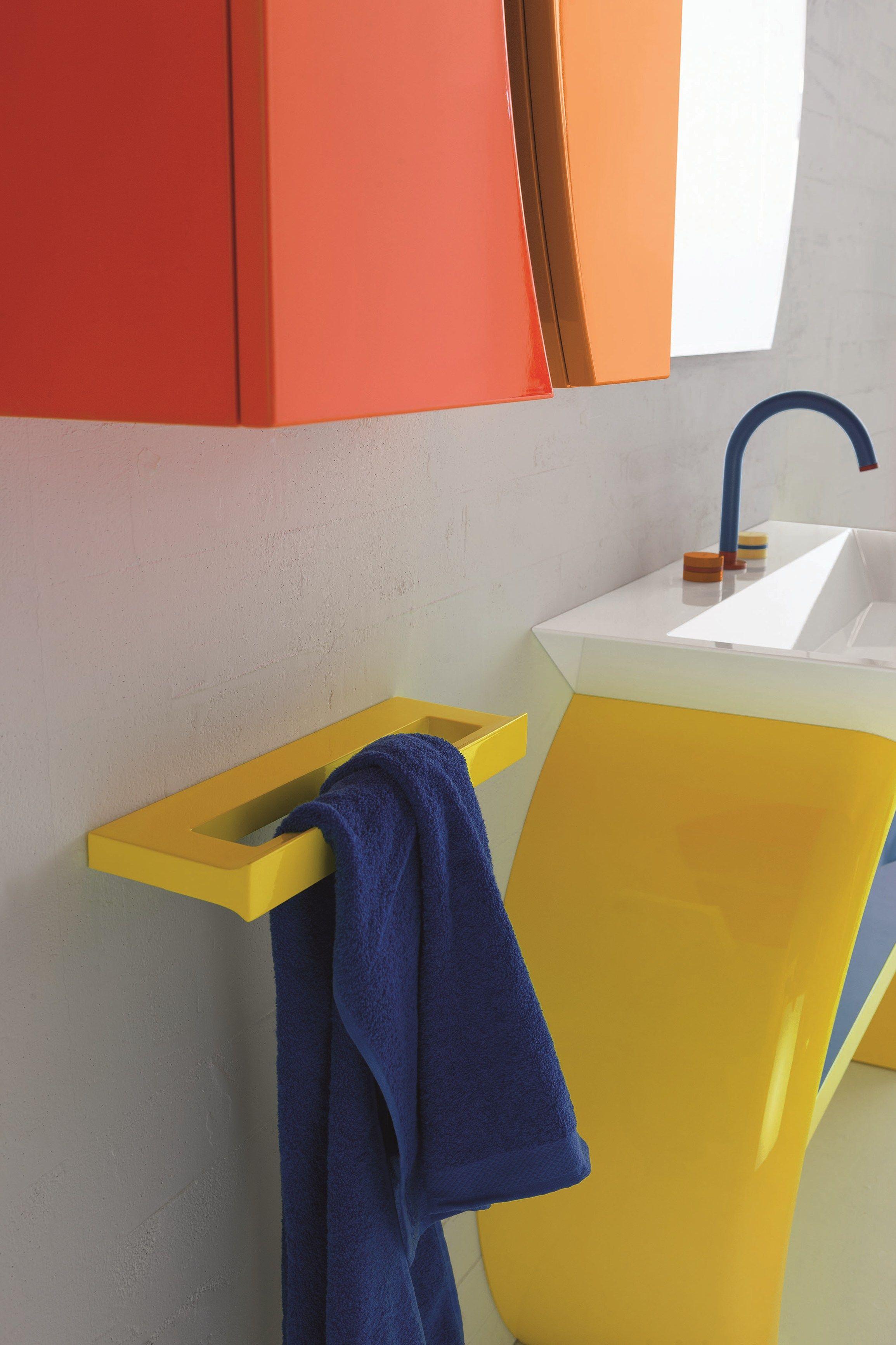 Arredo bagno completo moon 04 by cerasa design marco poletti - Arredo bagno completo ...