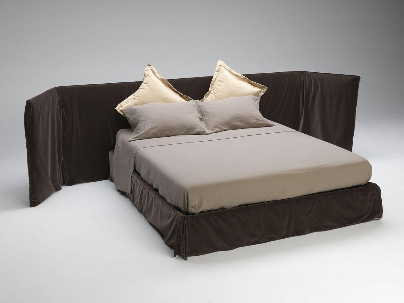 Letto matrimoniale con testiera imbottita my bed - Testiera imbottita letto ...