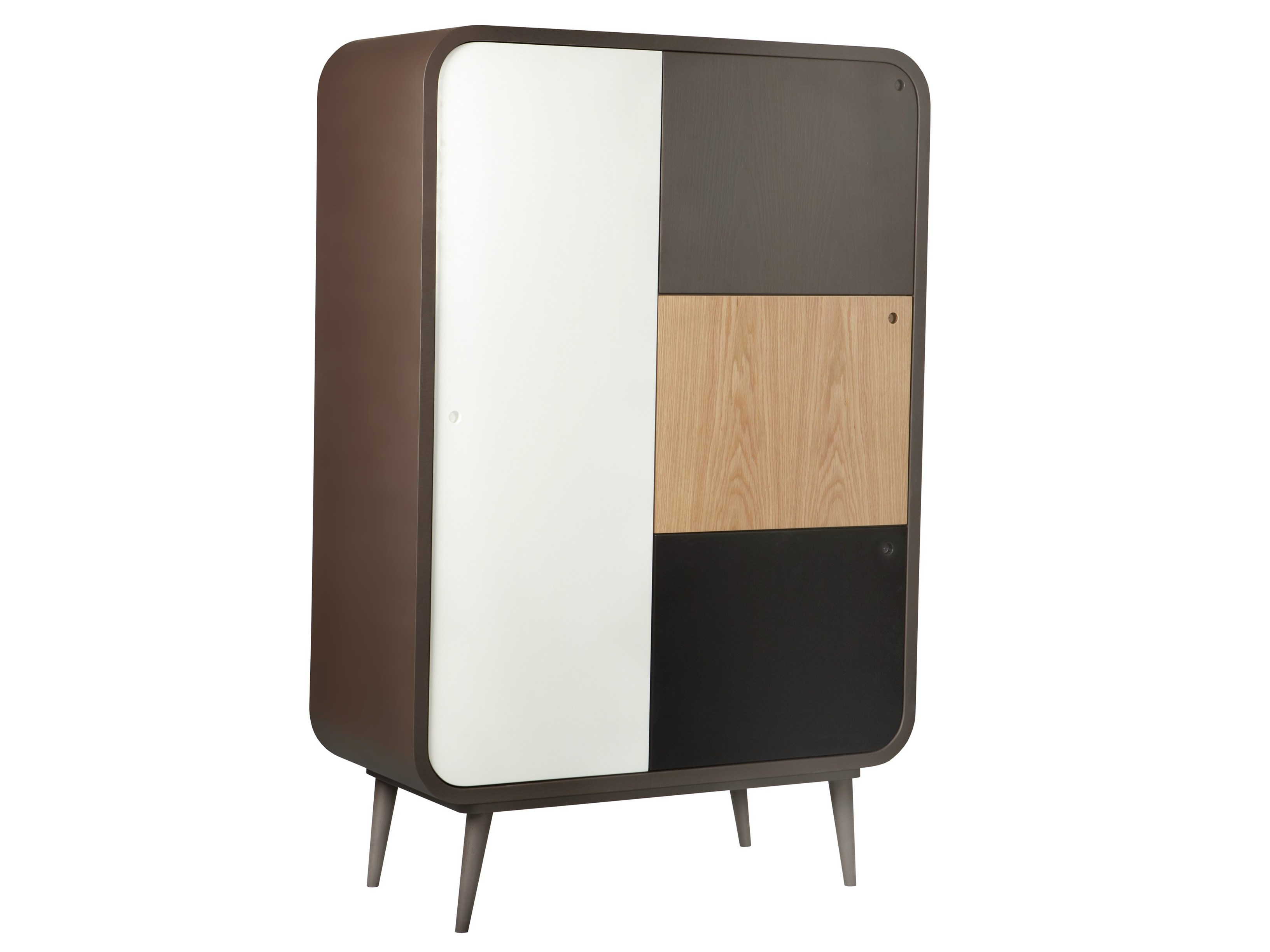vaisselier avec portes mylo by azea design victor caetano. Black Bedroom Furniture Sets. Home Design Ideas