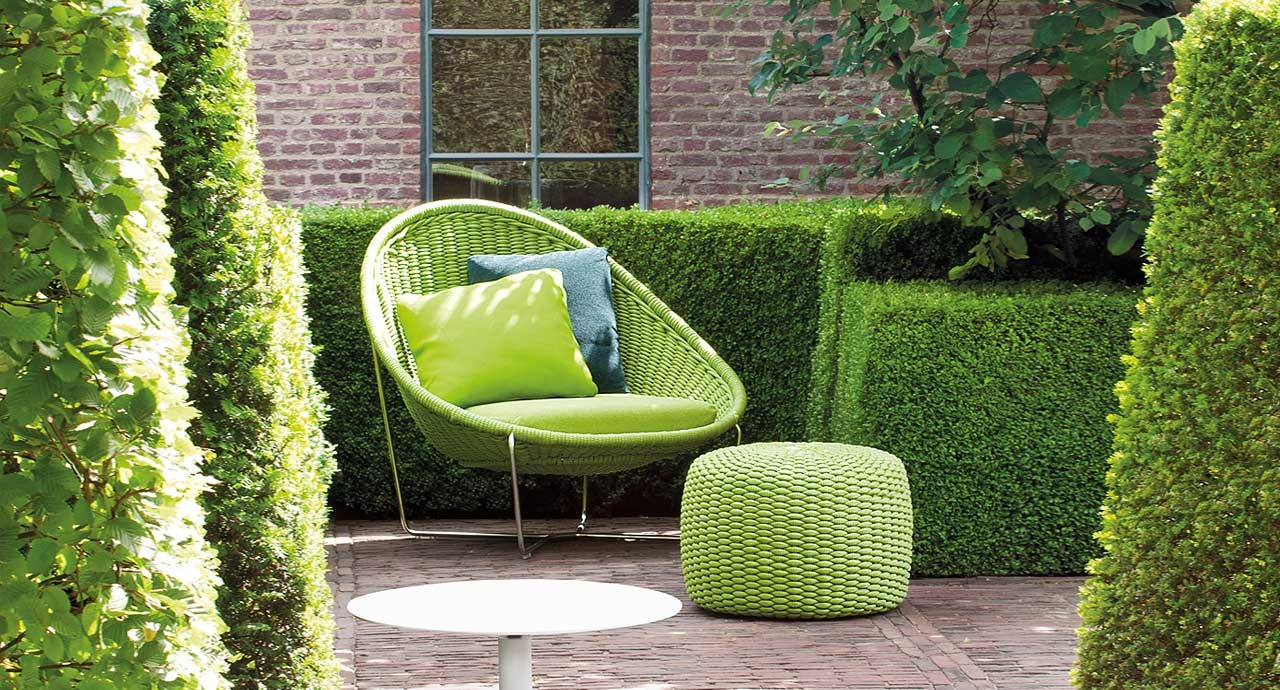 Nido Garden Armchair By Paola Lenti Design Patricia
